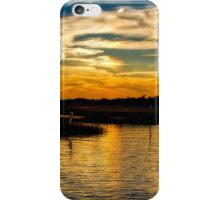 Murrells Inlet Sunset iPhone Case/Skin