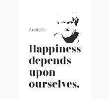 Aristotle great quote Unisex T-Shirt