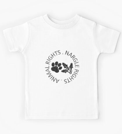 NARGLE RIGHTS Kids Tee