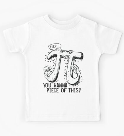 Pi Quote Kids Tee