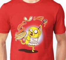 Jake Adventure Time Bacon Unisex T-Shirt