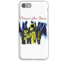 Patriot- Patriot Low Brass iPhone Case/Skin