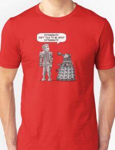 Dalek Adams 2 T-Shirt