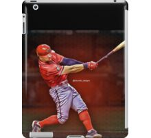 Sports Edit iPad Case/Skin