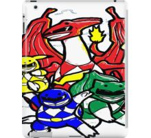 Pokemon Rangers  iPad Case/Skin