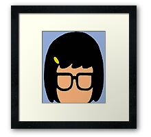Time for Tina Framed Print