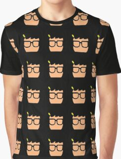 Time for Tina Graphic T-Shirt