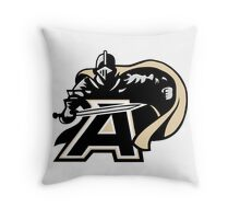 NCAA - Black Knights Throw Pillow