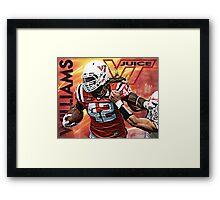 Williams #42  Framed Print