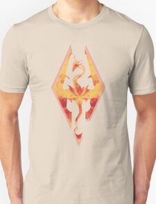 Skyrim Fire T-Shirt