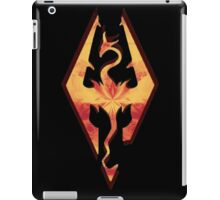 Skyrim Fire iPad Case/Skin