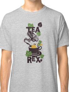 T-Rex Tea Rex Classic T-Shirt