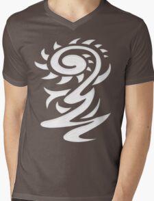 delicate Mens V-Neck T-Shirt