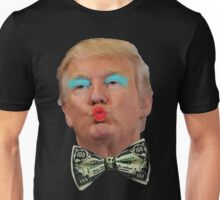 Trump Kissy Face Unisex T-Shirt