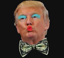Trump Kissy Face Unisex T-Shirt