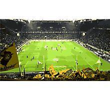 BV 09 Borussia Dortmund - Signal Iduna Park Photographic Print