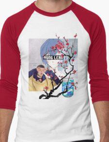 Yung Lean Anime Vaporwave Men's Baseball ¾ T-Shirt