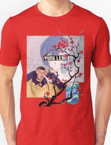 Yung Lean Anime Vaporwave T-Shirt