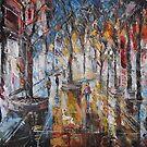 Colorful Night V by Stefano Popovski