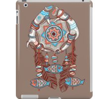 Dream catcher with horns iPad Case/Skin