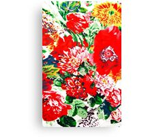 Flower Power I Canvas Print