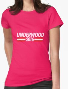 Logo of Underwood 2016 Womens Fitted T-Shirt