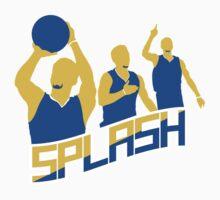 Splash Brother Kids Tee