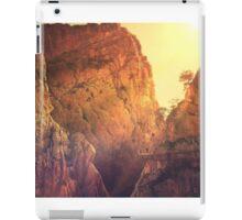 Caminito del rey 2 iPad Case/Skin