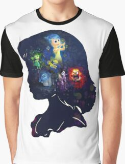inside out Graphic T-Shirt