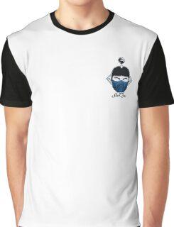 Simple Sub-Zero Logo Graphic T-Shirt