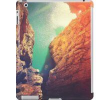 Caminito del rey 3 iPad Case/Skin