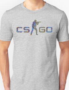 Small CS:GO Logo - Case Hardened T-Shirt