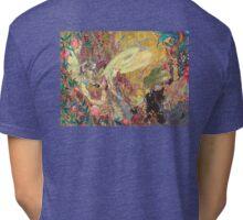 Der Feuerprinz und die tausend Feuervögel  Tri-blend T-Shirt