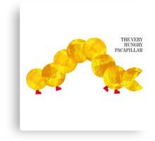 The Very Hungry Pacapillar Canvas Print