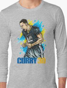 Curry Scream Long Sleeve T-Shirt