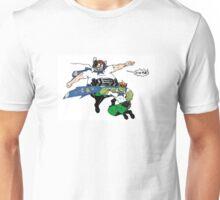 Rubbernorc - The Dipsomaniac Duo Unisex T-Shirt