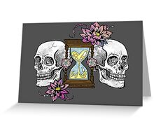 'Endless Love' Illustration Greeting Card