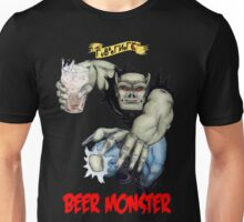 Rubbernorc Beer Monster Unisex T-Shirt