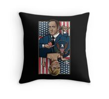 house of card Throw Pillow