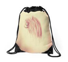 Pinkamena Alone Drawstring Bag
