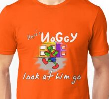 Here's Noggy Unisex T-Shirt
