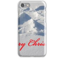 Merry Christmas 1 iPhone Case/Skin