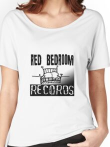 Red Bedroom Records Women's Relaxed Fit T-Shirt