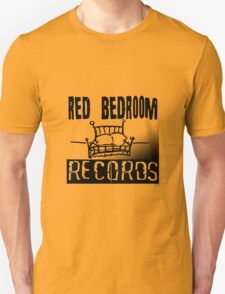 Red Bedroom Records Unisex T-Shirt
