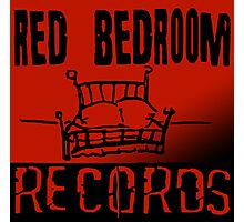 Red Bedroom Records Photographic Print