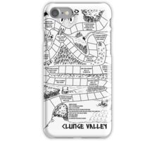 Gonad The Barbarian - Clunge Valley iPhone Case/Skin