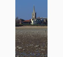 Harwich Landmarks - St Nicholas Church Unisex T-Shirt