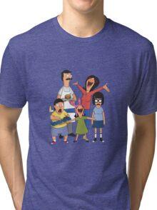 Dancing Belchers Tri-blend T-Shirt