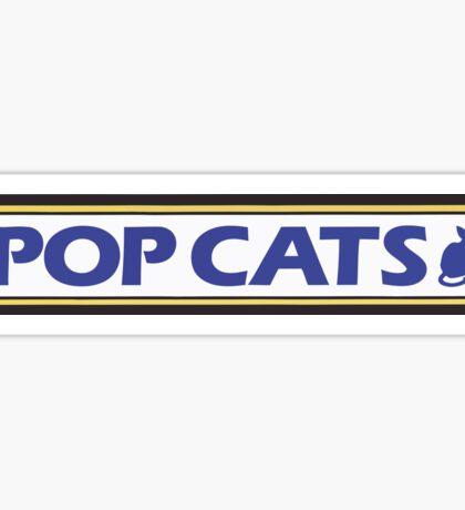 Kaori's Violin case sticker - POP CATS Sticker
