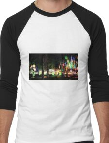 Garden of Light Men's Baseball ¾ T-Shirt